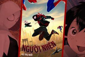 Không chỉ có một Người nhện trong 'Spider-Man: Into the Spider-verse'