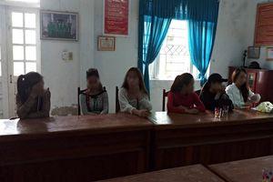 Đà Nẵng: Hàng chục thanh niên nam nữ 'phê' ma túy tại quán karaoke