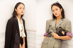 Khi Rima Thanh Vy trổ tài mix đồ manly: Xuất sắc hay thảm họa?