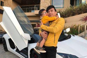Cuộc sống xa hoa của các 'Richkid' nhà sao Việt