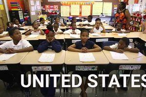 Sự khác biệt giữa các phòng học đến từ 27 quốc gia trên thế giới
