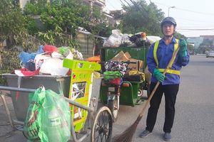 Người phụ nữ 30 năm gắn bó với công việc gìn giữ môi trường Xanh – Sạch – Đẹp