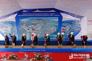 Nghệ An: Thu hút đầu tư vốn nước ngoài gần 47 triệu USD