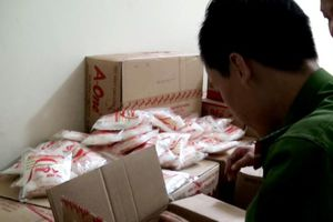 Quảng Nam: Triệt phá vụ sản xuất, phân phối bột ngọt giả quy mô lớn