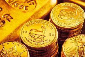 Giá vàng miếng và USD tự do cùng đi xuống
