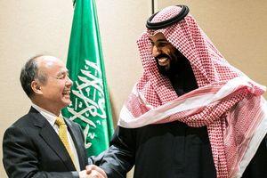 Saudi Arabia sắp rót thêm 45 tỷ USD cho quỹ đầu tư của tỷ phú SoftBank