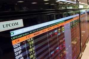 HNX công bố danh sách cổ phiếu cảnh báo nhà đầu tư trên UpCom