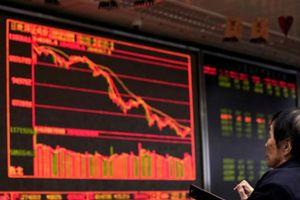 Chứng khoán Trung Quốc có phiên giảm mạnh nhất 8 tháng