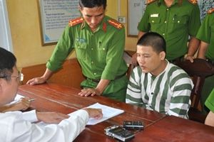 Hải Dương thi hành án tử hình kẻ giết vợ