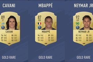 Mbappe lọt top 10 tiền đạo xuất sắc nhất Ligue 1 trong FIFA 19
