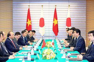 Đưa quan hệ Việt - Nhật bước vào giai đoạn phát triển mới