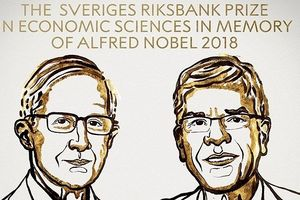 Chân dung 2 nhà kinh tế học người Mỹ vừa nhận giải Nobel Kinh tế 2018