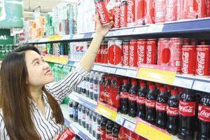 Doanh nghiệp FDI tạo sự đa dạng cho thị trường nước giải khát