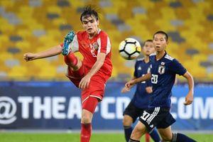 Hiện tượng U16 Tajikistan bị U16 Nhật Bản khuất phục ở chung kết