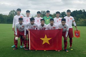 Thua luân lưu U17 Thái Lan, U17 Việt Nam xếp hạng Tư tại Jenesys 2018