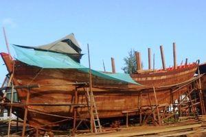 Quảng Bình: Nhiều chủ tàu cá đóng mới, nâng cấp theo NĐ 67 khó trả nợ