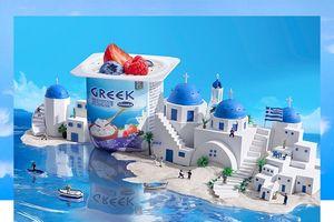 Bộ ảnh Hy Lạp 'Nhìn là muốn ăn ngay' đốn tim cộng đồng mạng