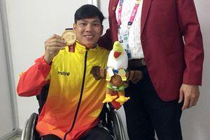 Thêm 3 Huy chương vàng ASIAN Para Games 2018 cho đoàn Việt Nam