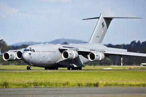 C17 - siêu vận tải quân sự đưa Bệnh viện dã chiến Việt Nam đến Nam Sudan