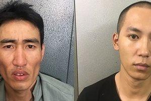 Truy xét 'nóng' 2 đối tượng cướp giật 100 triệu đồng