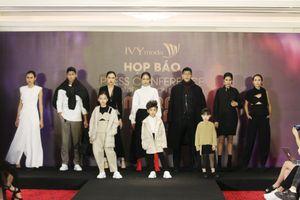 Thương hiệu IVY moda ra mắt IVY Kids