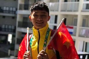 Ngô Sơn Đỉnh lên 'đỉnh' Olympic Trẻ 2018