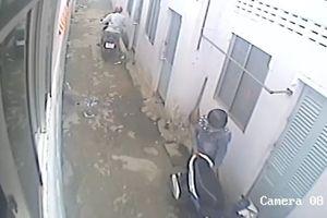 Kẻ trộm bẻ khóa Exciter trong 6 giây bị ghi hình