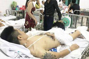 Vụ nam thanh niên bị chém nát chân ở Phú Thọ: 'Chúng thay nhau chém chứ không nói câu gì'