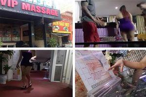 Massage kích dục giữa Trung tâm văn hóa quận: Coi thường chỉ đạo của TP Hà Nội?