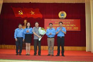LĐLĐ tỉnh Yên Bái: Thông tin nhanh kết quả Đại hội XII CĐVN