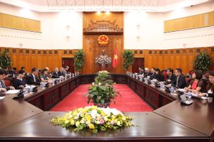 Thúc đẩy giao lưu nhân dân, hợp tác kinh tế Việt- Nhật