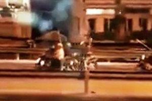 Hỗn chiến kinh hoàng trên cầu Nhị Thiên Đường: 2 'đại ca' tháo chạy khi thấy cảnh sát