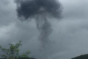 Bộ Quốc phòng thông tin vụ tiêm kích Su-22 rơi ở Nghệ An