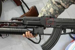 Báo Trung Quốc: Việt Nam quá sáng tạo khi lắp ông phóng lựu lên AK
