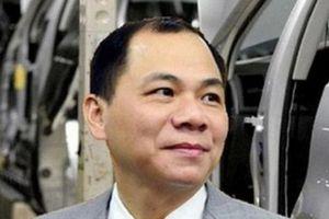 Hé lộ đại lý ô tô 3 cấp của VinFast, 'cổ phiếu họ Vin' của tỷ phú Phạm Nhật Vượng đứng giá