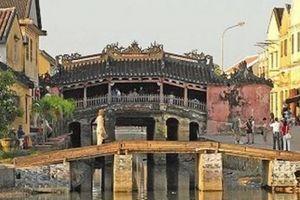 Bí ẩn về cây cầu trấn yểm thủy quái ở Hội An