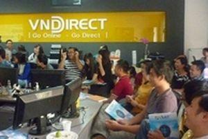 SSI và VNDirect dẫn đầu thị phần môi giới