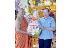 Nhiều hoạt động mừng lễ Sene Đolta của đồng bào Khmer