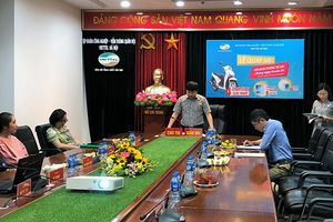 Viettel Hà Nội tìm ra 6 khách hàng may mắn trúng thưởng