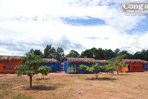 Dự án nhà bán trú container cho học sinh: Chỉ là giải pháp tạm thời