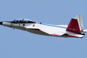 Nhật Bản phát triển chiến đấu cơ đặc biệt thế hệ thứ 5