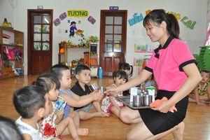 Bình Định: Hoãn thời gian chuyển đổi tự chủ đối với 13 trường mầm non