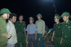 Xử lý tàu giã cào 'tận diệt' hải sản trên vùng biển Hải Ninh