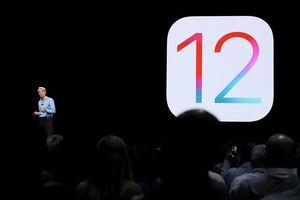 iOS 12.0.1 khắc phục lỗi Wi-Fi và sạc pin trên iPhone Xs