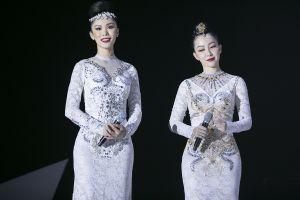 Hoa hậu Hoàn vũ Riyo Mori so tài múa với Linh Nga