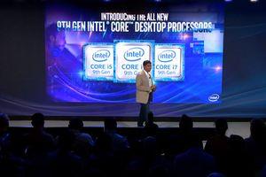 Intel công bố CPU thế hệ 9 cho PC