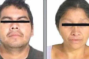 Cặp đôi Mexico giết 20 phụ nữ, nghi bán nội tạng