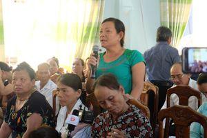 Đà Nẵng: Người dân yêu cầu di dời ngay bãi rác Khánh Sơn