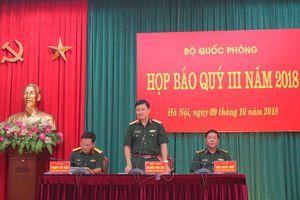 BQP xác nhận 'thông tin sai lệch' việc nam sinh bị trường sĩ quan trả về