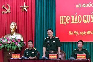 Bộ Quốc phòng thông tin về nguyên nhân rơi máy bay Su-22 tại Nghệ An